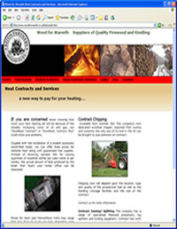 Visit Wood for Warmth's website